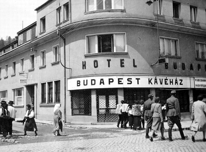 rahó hotel budapest