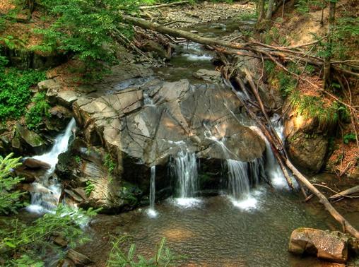 szolovej vízesés kárpátalján - lumsori